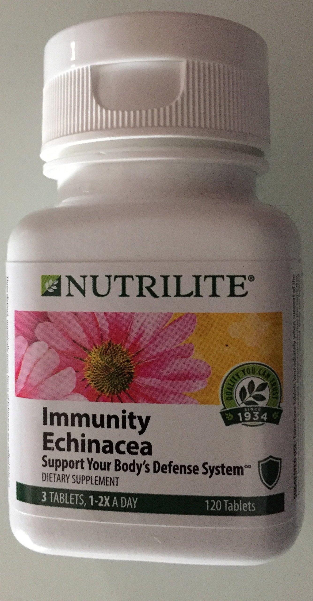 Nutrilite Immunity Echinacea - Tablets 120 Count