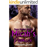 Micah's Promise: LGBT Military Suspense (Delta Force Team Panther Book 4)