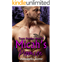 Micah's Promise: MMM Military Suspense (Delta Force Team Panther Book 4) book cover