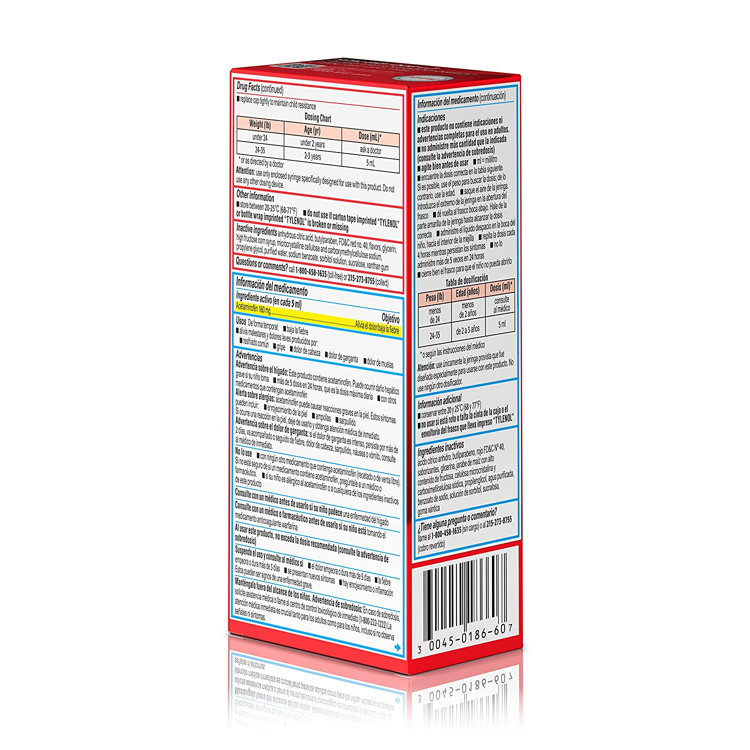 Amazon infants tylenol oral suspension fever reducer and amazon infants tylenol oral suspension fever reducer and pain reliever cherry 2 fl oz health personal care nvjuhfo Images