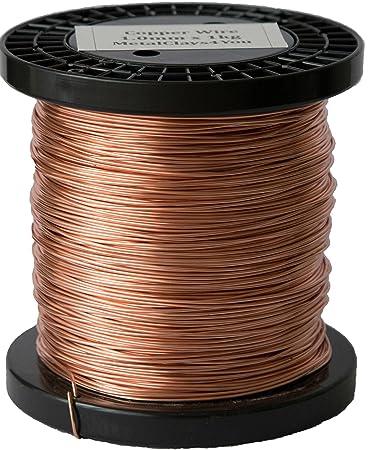 unbeschichtetes Craft und Schmuckherstellung Kupfer Draht 0,5 mm ...
