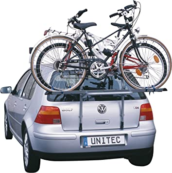 Unitec 75348 Niko - Soporte de Bicicletas para Maletero: Amazon.es ...