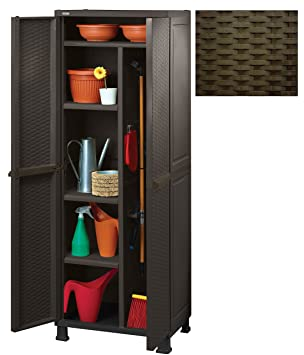 Keter M293186 - Armoire Multifonction: Amazon.fr: Jardin