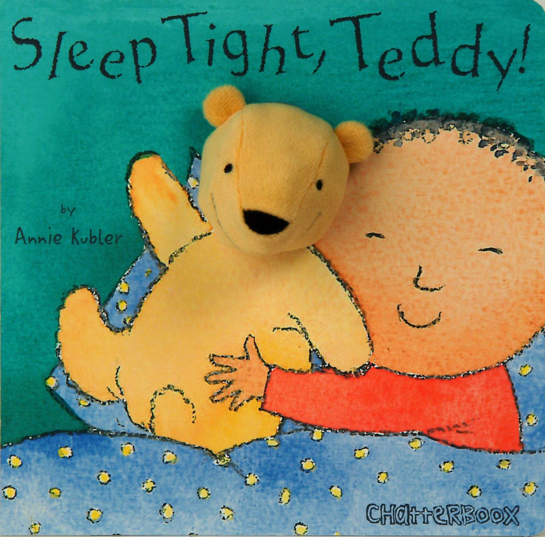 Read Online Sleep Tight, Teddy! (Chatterboox) ebook