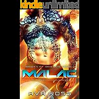 Malac: A Sci-Fi Alien Dragon Romance (Brides of Driegon Book 1)