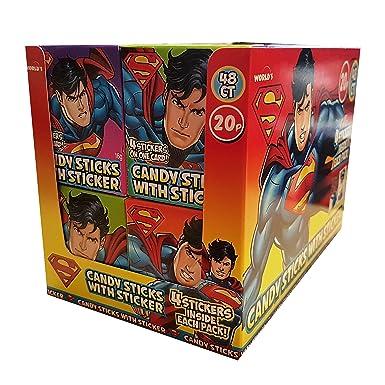Superman Mini Sticker Pack Malen & Zeichnen Basteln & Kreativität