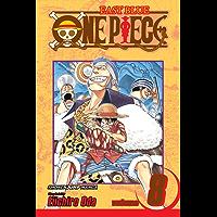 One Piece, Vol. 8: I Won't Die (One Piece Graphic Novel)