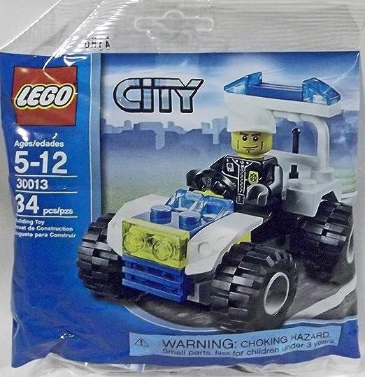 LEGO City Mini Figure Set #30012 Mini Airplane Bagged Toys & Games ...