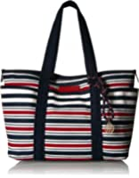 Tommy Hilfiger Canvas Tote Bag for Women Dariana