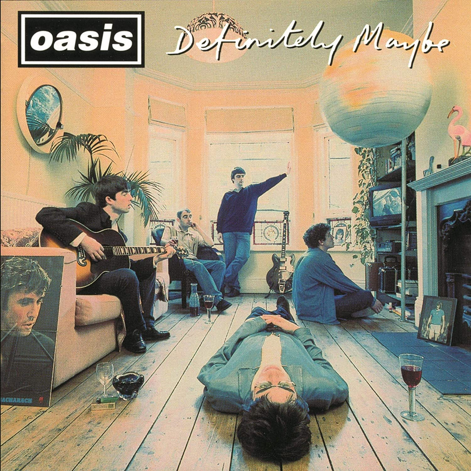 Definitely Maybe : Oasis, Noël Gallagher: Amazon.fr: Musique