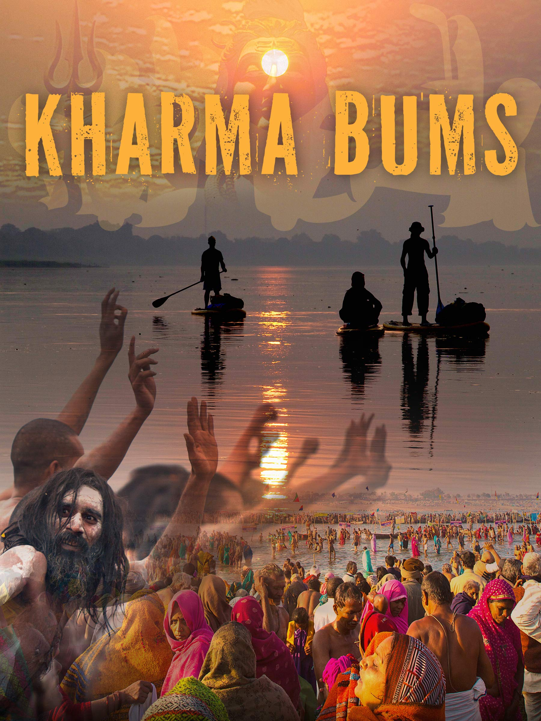Kharma Bums on Amazon Prime Video UK