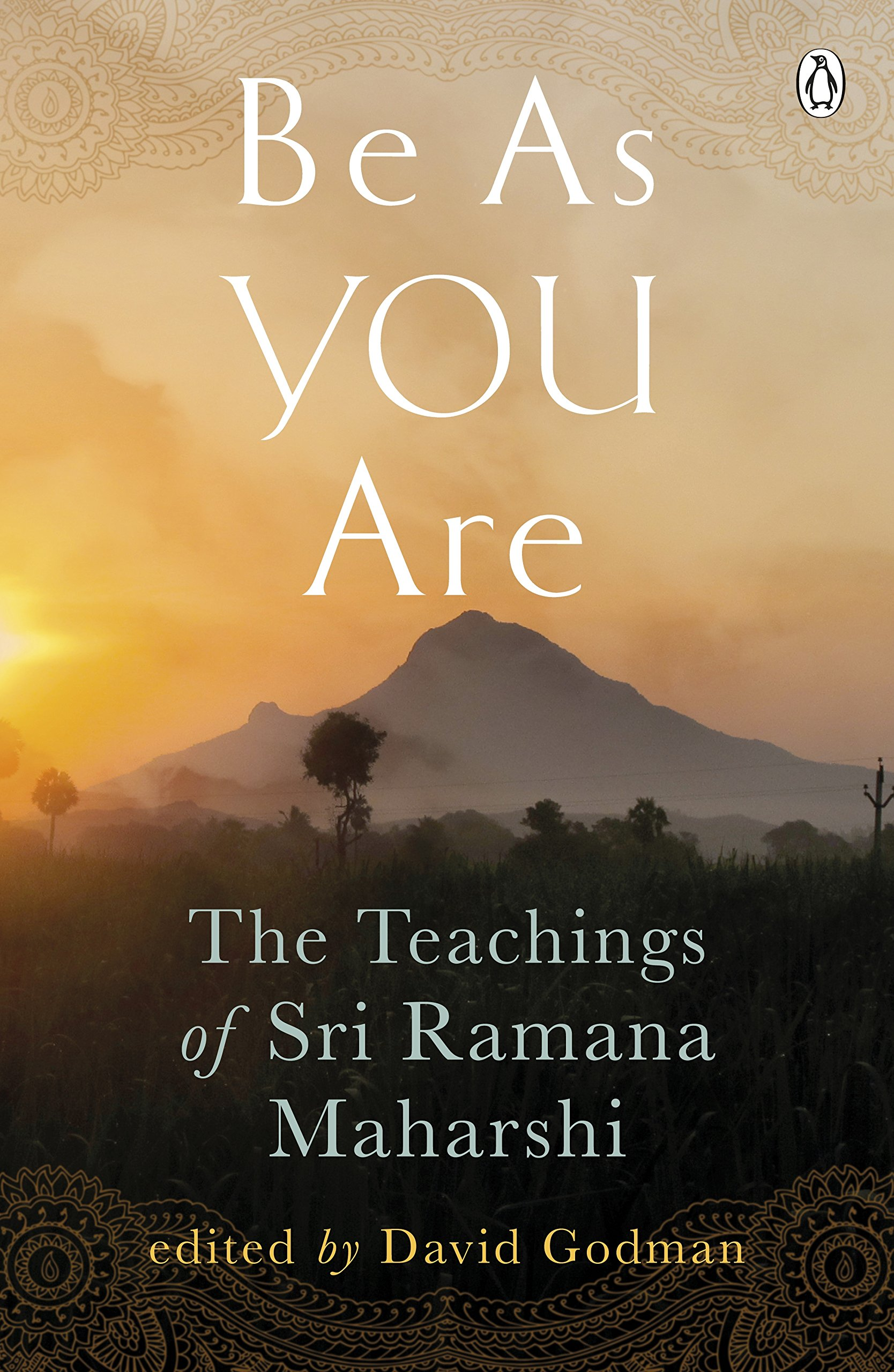 Image result for ramana maharshi – be as you are – by david godman pdf