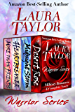 WARRIOR SERIES Boxed Set: Military Romance Series - 4 Complete Novels