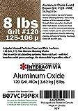 #120 Aluminum Oxide - 8 LBS - Fine Sand Blasting