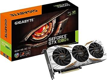 Amazon.com: Gigabyte AORUS GeForce GTX 1080 Ti Xtreme ...