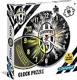 Clementoni 23025 - Puzzle Orologio Juventus