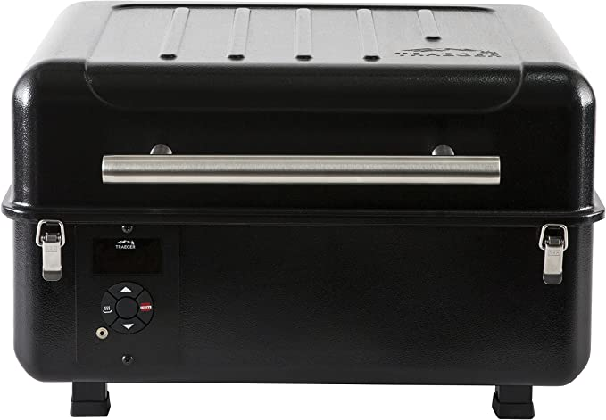 Traeger Grills Ranger Grill TBT18KLD - The Best Portable Traeger Grill