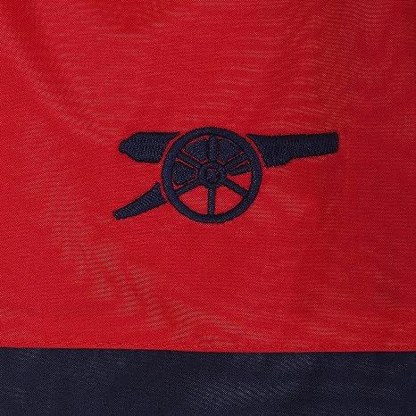 Amazon.com: Arsenal Football Club Official Soccer Gift Boys Shower Jacket Windbreaker: Clothing
