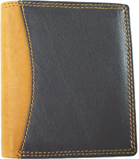 55de790af82b69 Buffalo Wild Edition Leather Gents Wallet in Sleek Design: Amazon.co ...
