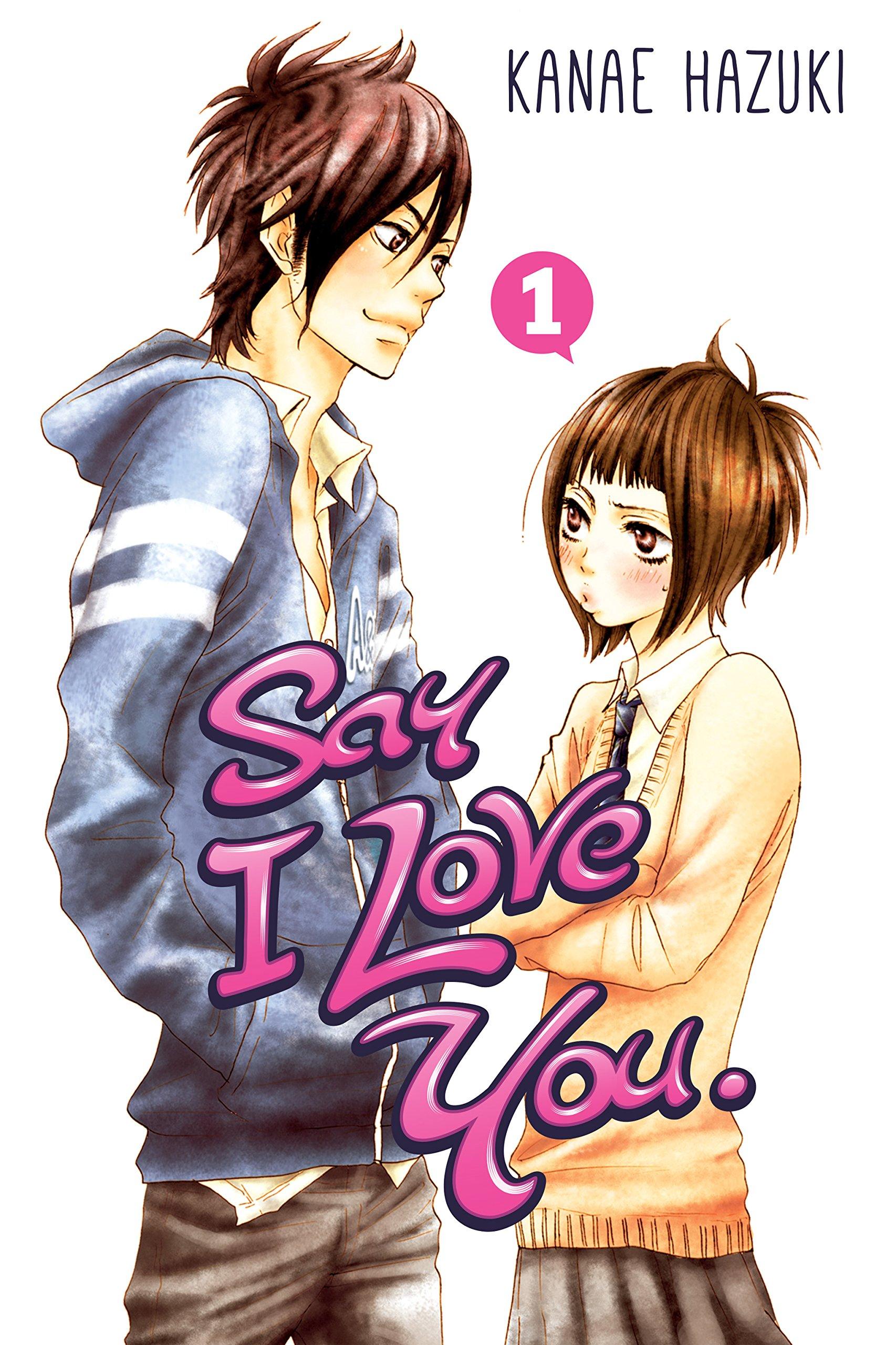 Say I Love You. Vol. 1  English Edition