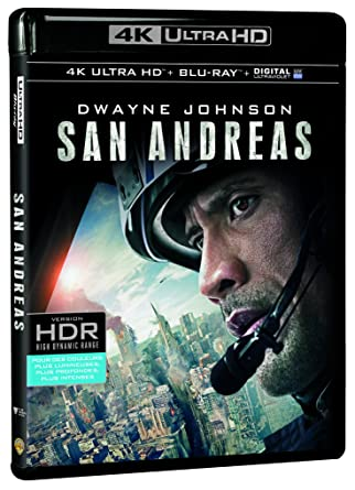 San Andreas [Italia] [Blu-ray]: Amazon.es: Dwayne Johnson, Carla ...