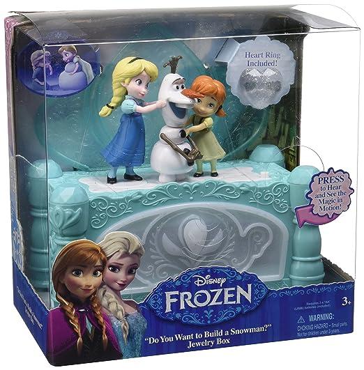 18 opinioni per Giochi Preziosi- Frozen Box Scrigno dei Gioielli con Suoni e Musica