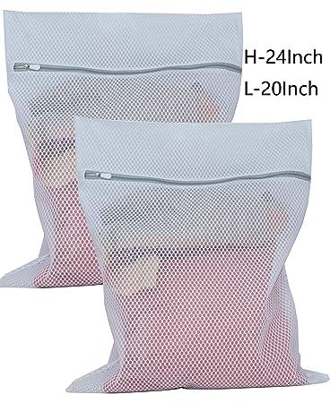 Amazon.com: Bezport - Bolsa de lavandería de malla ...