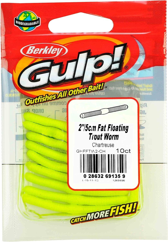 Berkley Gulp Fat Forellenk/öder