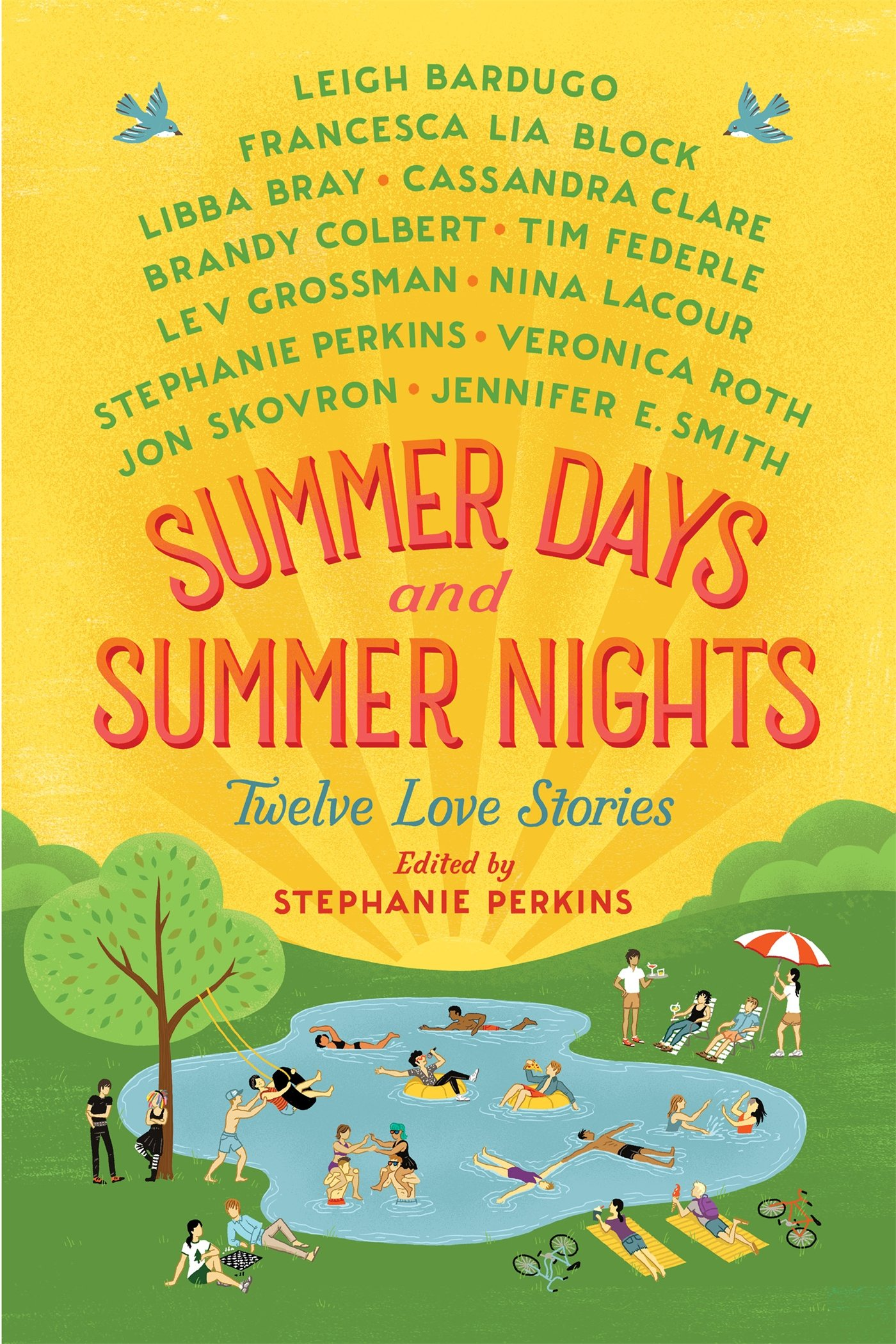 Summer Days and Summer Nights: Twelve Love Stories pdf epub