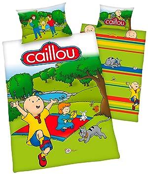 Herding 244821063 Babybettwäsche Caillou 40 X 60 100 X 135 Cm