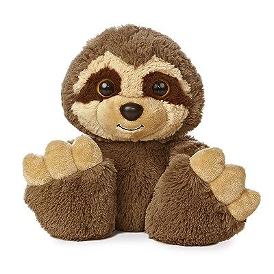"Aurora - Taddle Toes - 10"" Sassafras Sloth: Toys & Games"