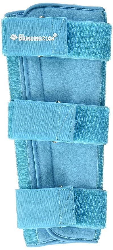 Inmovilizador de rodilla azul pediátrico talla 4 a 6 años  Amazon ... e680e82db398