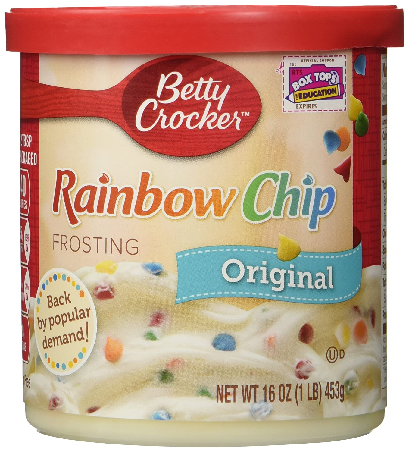 What Can I Make With Rainbow Chip Cake Mix