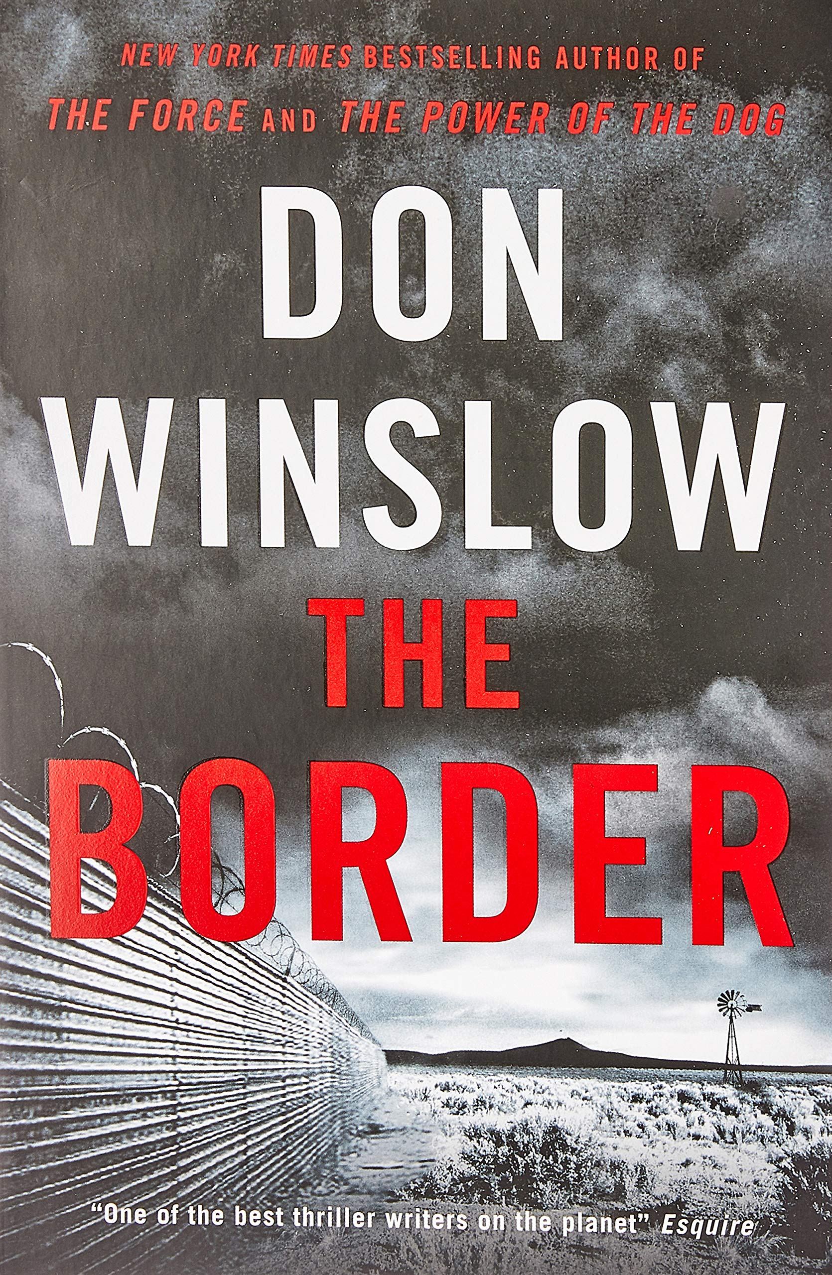 The Border by Don Winslow: 9781460753552: Amazon.com: Books