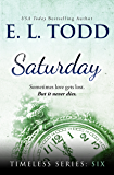 Saturday (Timeless Series #6)
