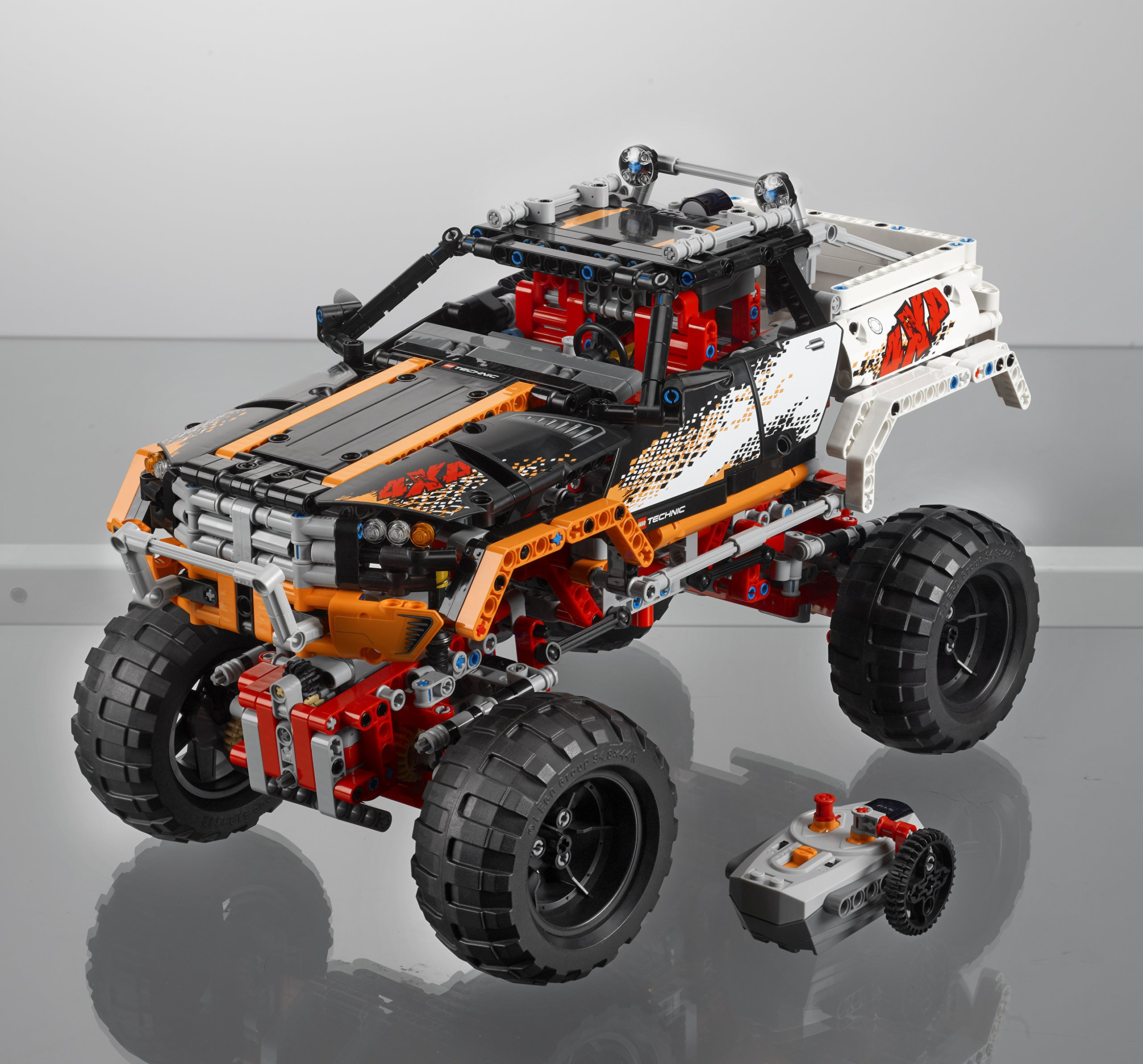 galleon lego technic 9398 4 x 4 crawler discontinued by. Black Bedroom Furniture Sets. Home Design Ideas