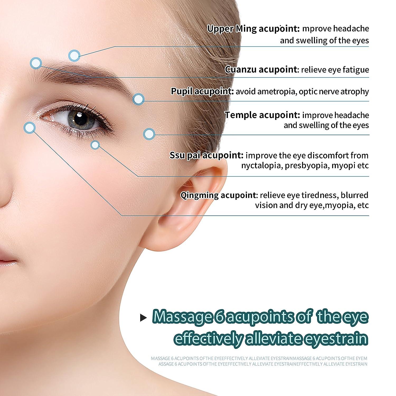 Amazon Eye Massager Wireless Eye Care Machine Portable Eye Mask
