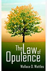The Law of Opulence Kindle Edition