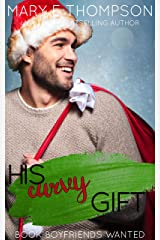 His Curvy Gift (Book Boyfriends Wanted 5) Kindle Edition