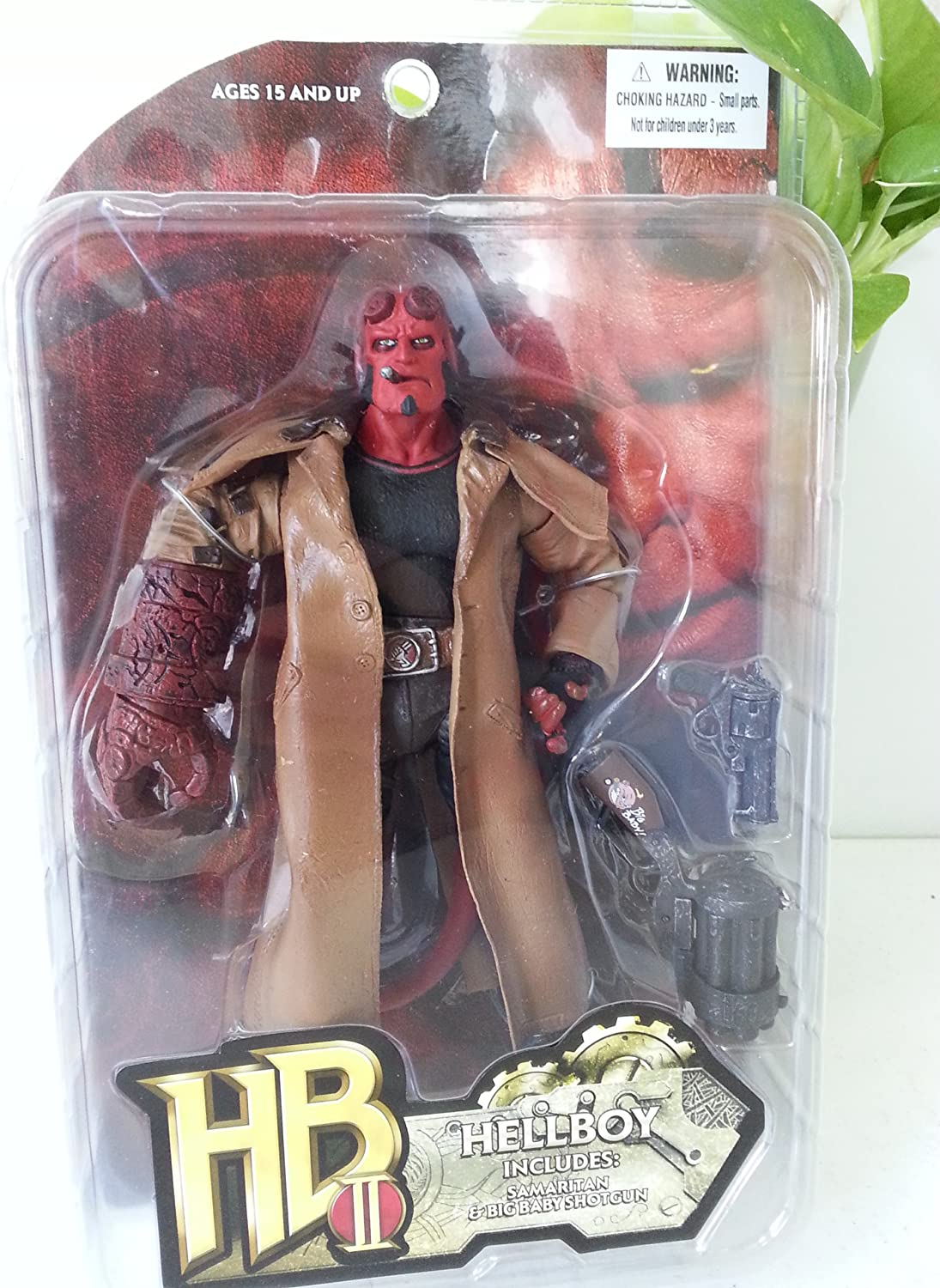 """HC 1:6 Hell Boy II Hellboy The Golden Army 12/"""" Action Figure New in Box"""