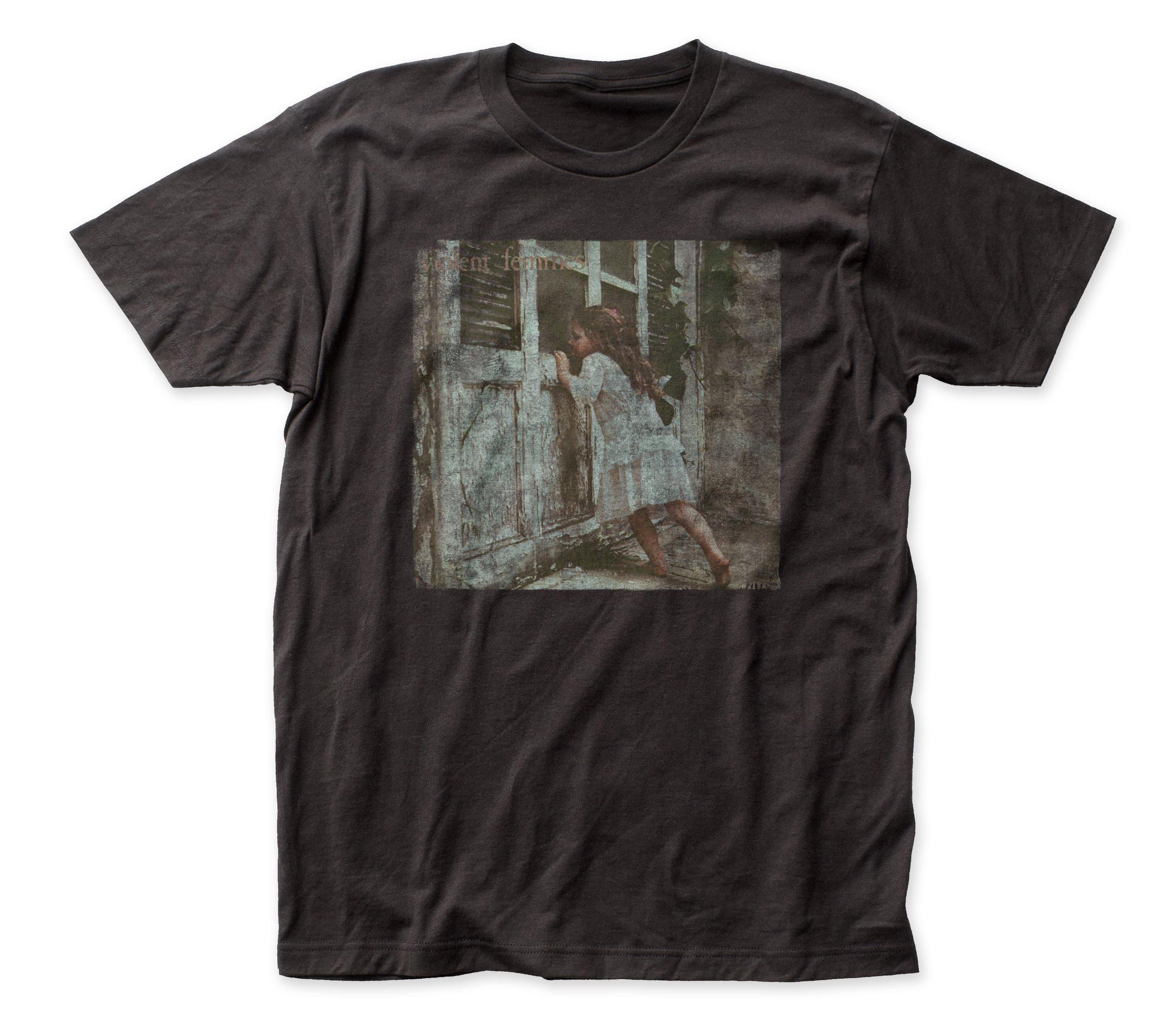 Violent Femmes Selftitled Album Soft Ted 301 Ts Shirts