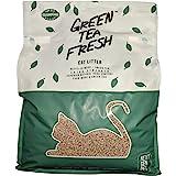 Green Tea Fresh Cat Litter Bag (14 Lb. Bag)