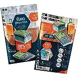 Organizador a Vácuo para Viagem (60x40cm) Transparente,VAC9928, Euro Home