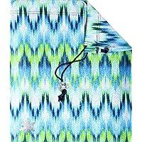 e4c5c08902f2 Snowflake Designs Missoni Gymnastics Grip Bag - Blue or Purple