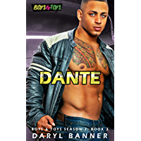 Dante (Boys & Toys Season 2 Book 3) (English Edition)