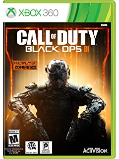 Amazon call of duty black ops ii revolution map pack included call of duty black ops iii standard edition xbox 360 gumiabroncs Images