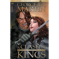 George R.R. Martin's A Clash of Kings: The Comic Book Vol. 2 #9