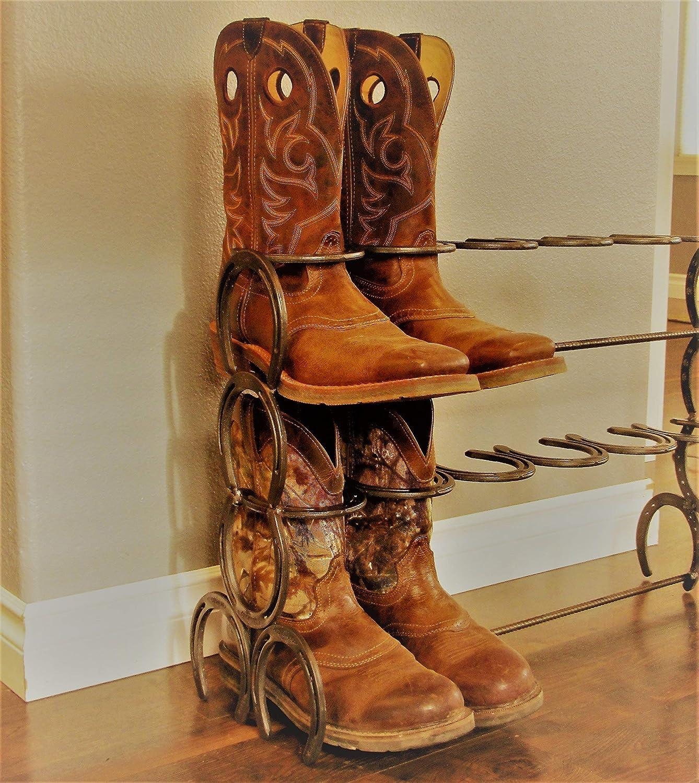 3e29dd6e Horseshoe Boot Rack