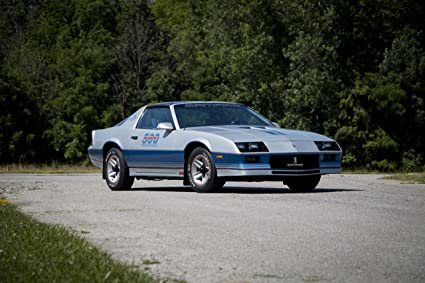 T Top Camaro >> Amazon Com Chevrolet Camaro Z28 T Top Indy 500 1986 Pace