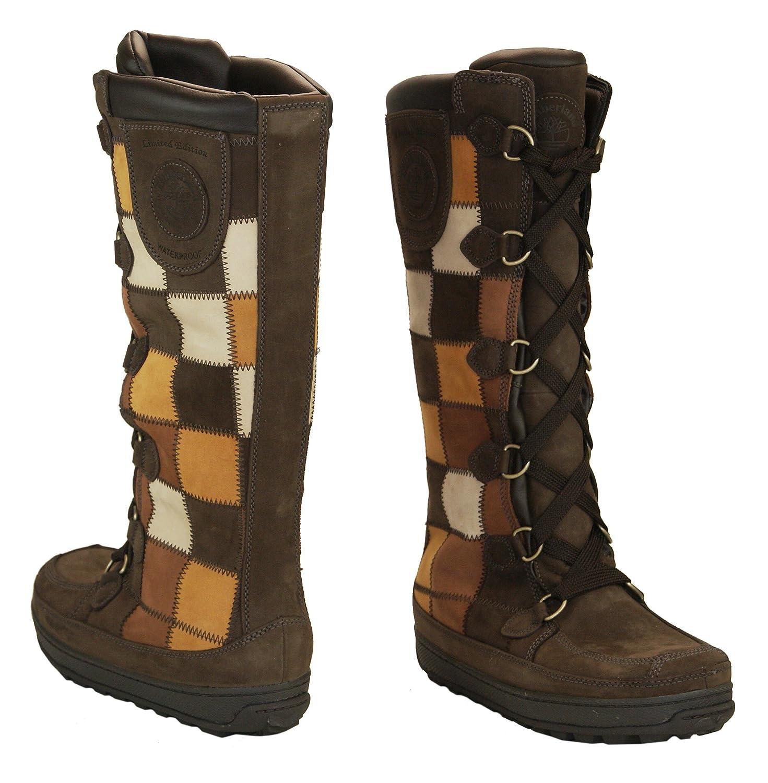 Timberland Limited Edition Mukluk Patch Waterproof Boots Damen